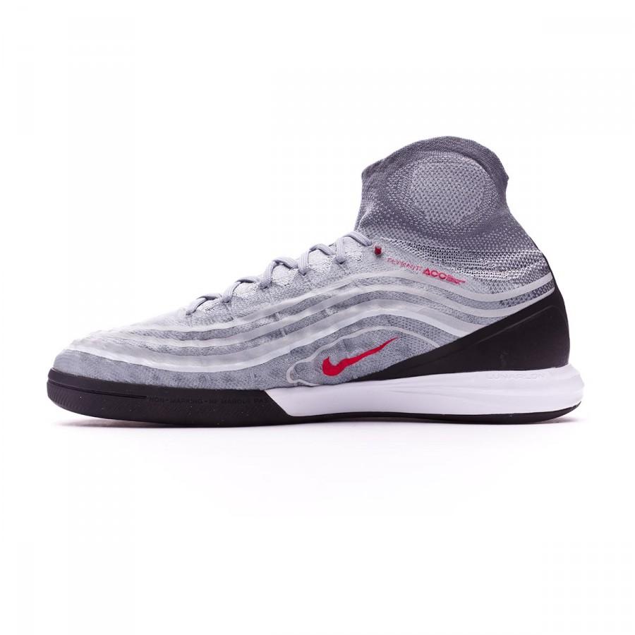 finest selection 189aa 93b74 Futsal Boot Nike MagistaX Proximo II IC Cool grey-Varsity red-Black-Wolf  grey - Football store Fútbol Emotion