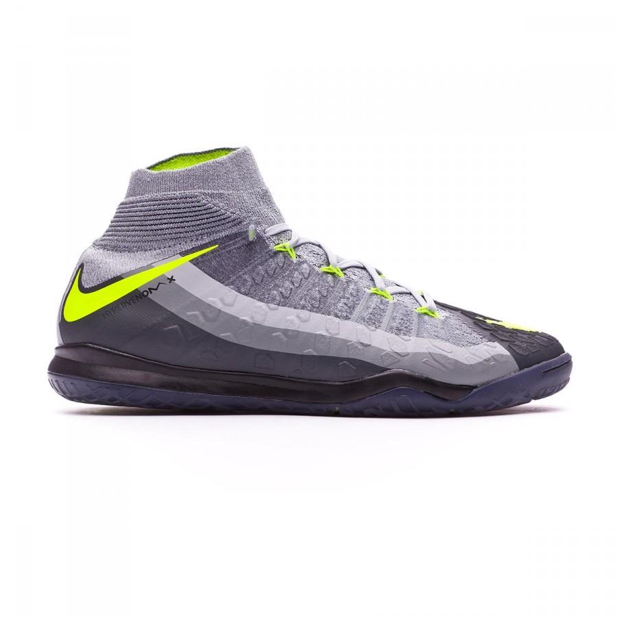 online retailer 9181a 24bf6 ... Zapatilla HypervenomX Proximo II DF IC Black-Volt-Dark grey-Wolf grey.  CATEGORY. Futsal · Futsal boots · Nike