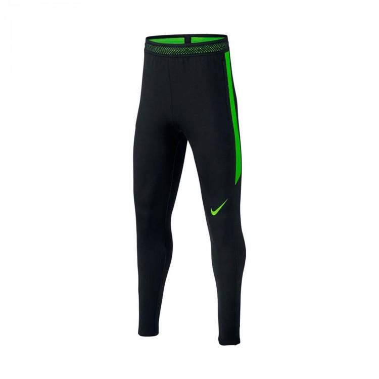 Nike Flex Strike Niño Largo Pantalón Leaked Black Electric Green 7xqZ5PwP
