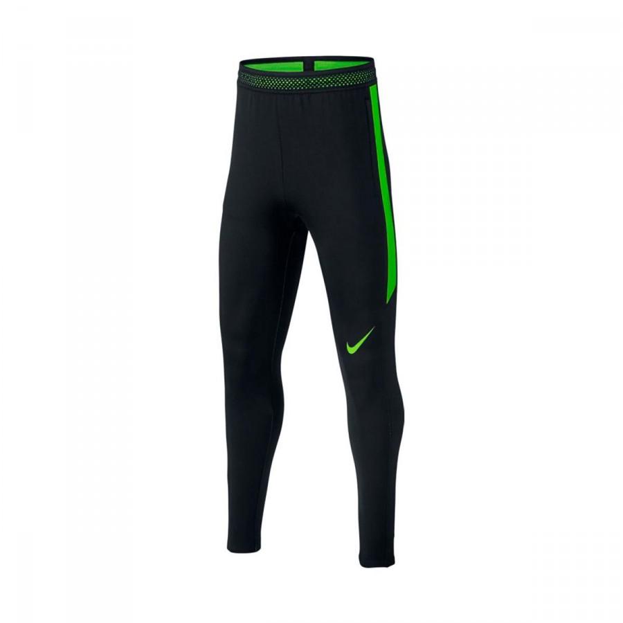 Strike Nike Largo Black Flex Green Pantalón Niño Electric qzwOtx6n