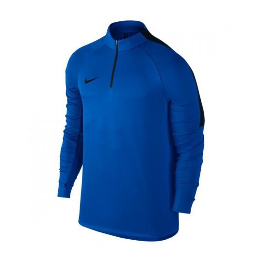 Camiseta  Nike Squad Football Dril Paramount blue-Black
