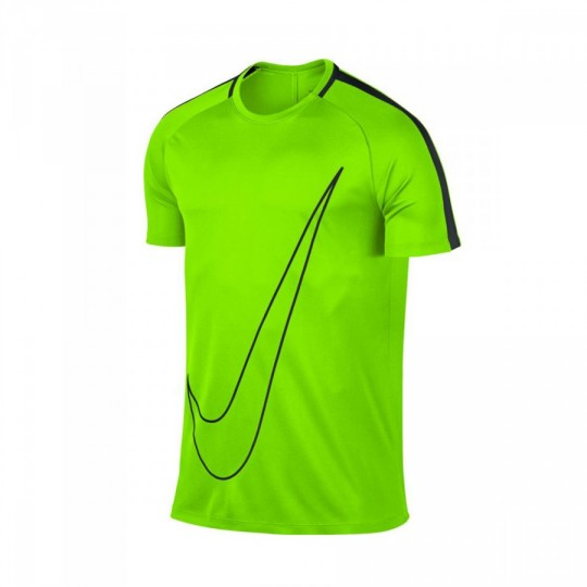 Maillot  Nike jr Dry Academy Football Electric green-Black