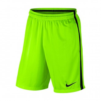 Pantalón corto  Nike Squad Electric green-Black