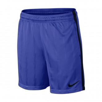 Pantalón corto  Nike Squad Niño Paramount blue-Black