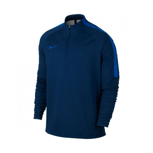 Maillot  Nike Shield Strike Football Dril Binary blue-Paramount blue