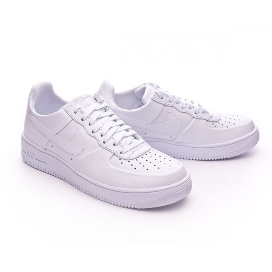 Zapatilla  Nike Air Force 1 Ultraforce Leather White