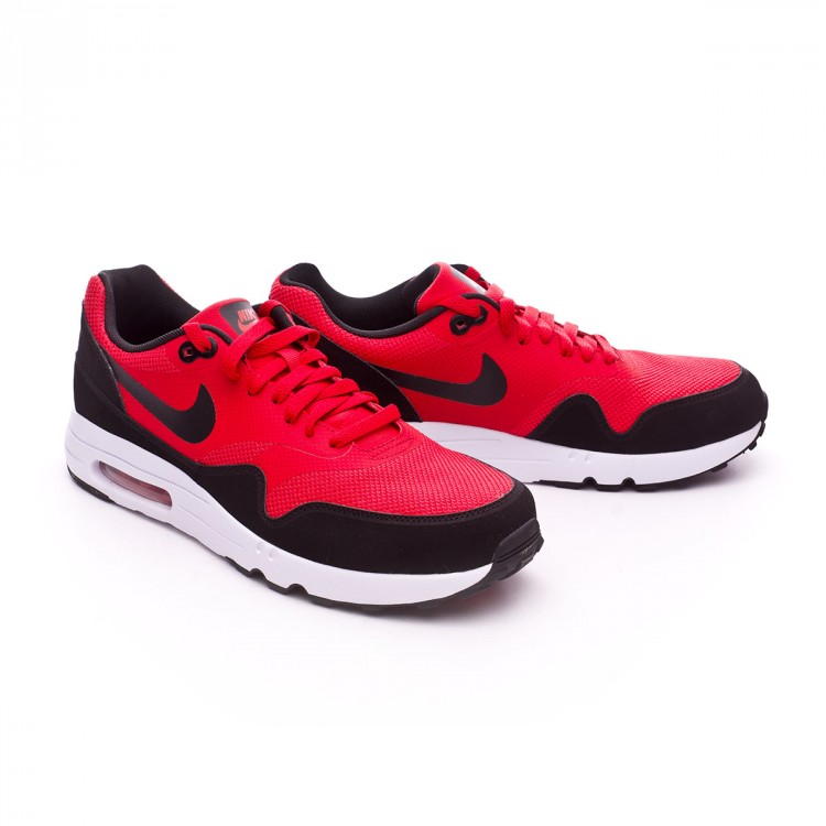 309295fcfa3b4f Trainers Nike Air Max 1 Ultra 2.0 Essential University red-Black ...