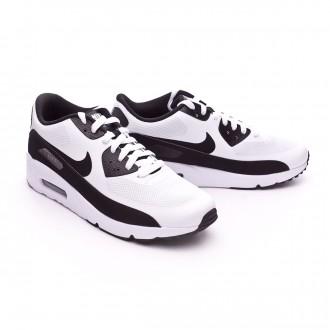 Sapatilha  Nike Air Max 90 Ultra 2.0 Essential White-Black