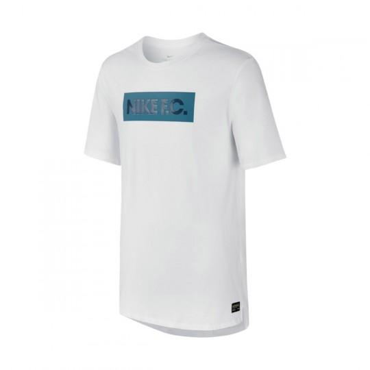 Camiseta  Nike Nike F.C. White