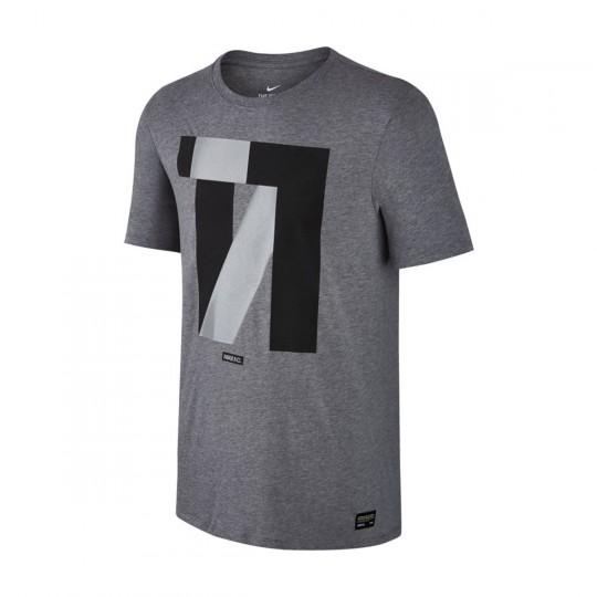Camiseta  Nike Nike F.C. Carbon heather