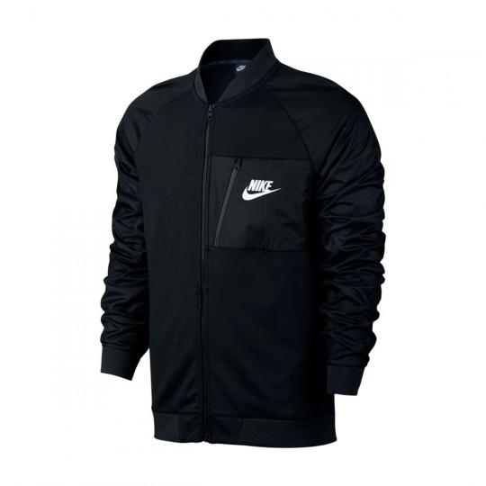Chaqueta  Nike Advance 15 Black-Anthracite-White