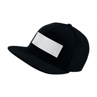 Gorra  Nike FC True Black-White