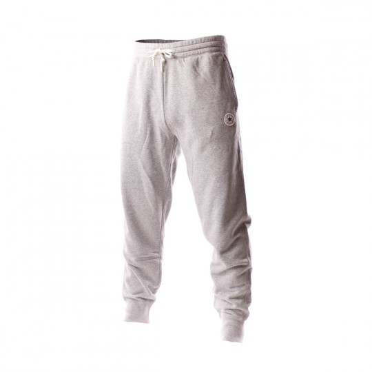 Pantalón largo  Converse Core Rib Cuff Vintage grey heather