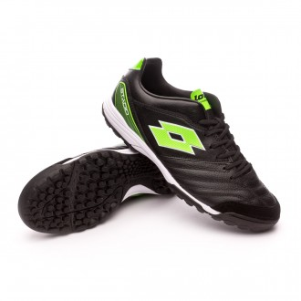 Sapatilhas  Lotto Stadio 300 Turf Black-Mint