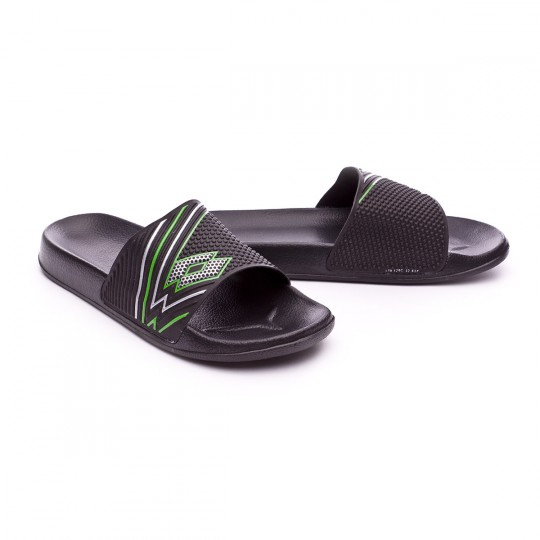 Chanclas  Lotto Midway III Black-Mint