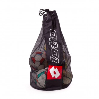 Borsa Lotto Portapalloni Mundial Black-White-Red
