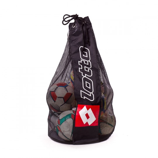 Bolsa  Lotto Portabalones Mundial Black-White-Red