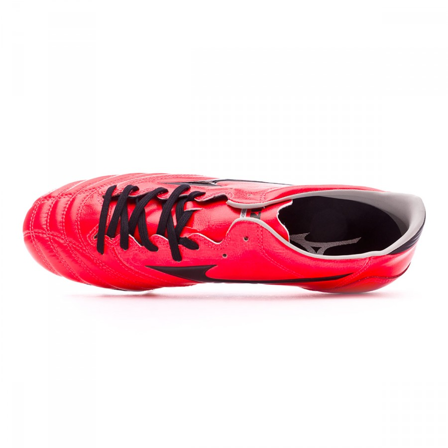5e00526c9 Football Boots Mizuno Morelia NEO KL MD Fiery coral-Black - Football store  Fútbol Emotion