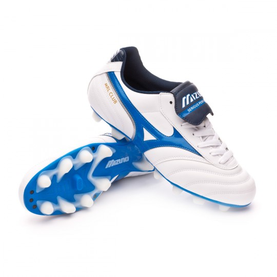Bota  Mizuno MRL Club MD White-Directoire blue
