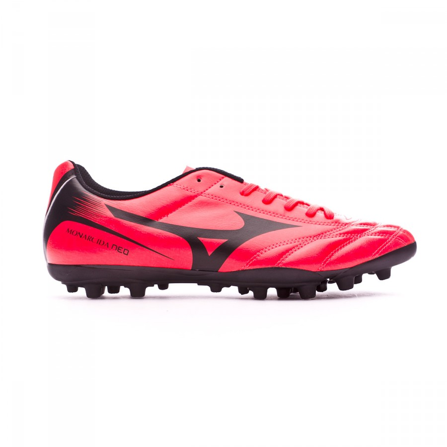 e36547bae5ee Football Boots Mizuno Monarcida NEO AG Fiery coral-Black - Football store  Fútbol Emotion