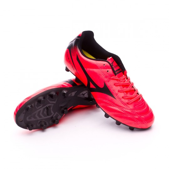 Chaussure  Mizuno jr Monarcida NEO MD Fiery coral-Black