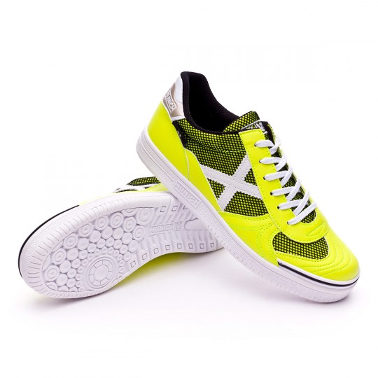 Boot  Munich G3 Mesh Green
