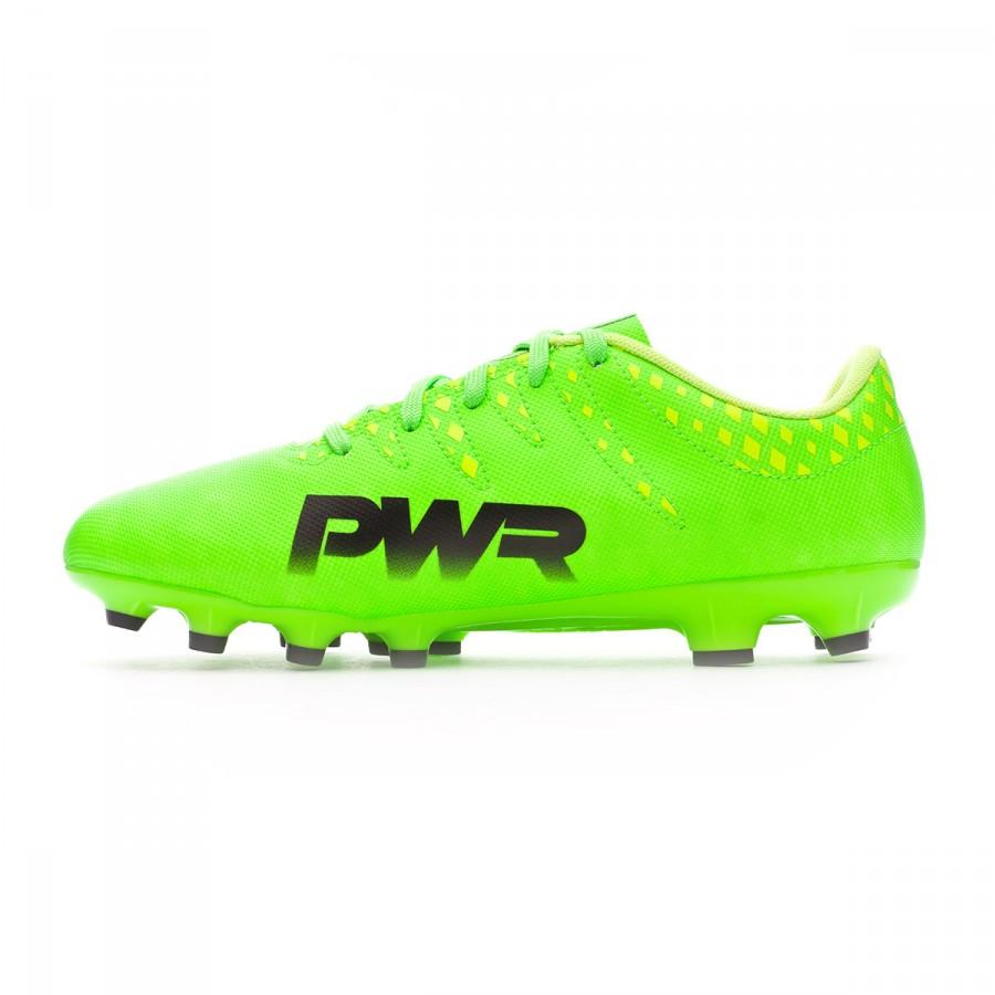 ... Bota evoPOWER Vigor 4 AG Niño Green gecko-Black-Safety yellow.  Categorías de la Bota de fútbol. Botas de fútbol · Botas Puma 9e7bd0245c92e