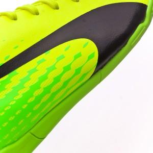 019738966d5 Futsal Boot Puma evoSPEED 17.5 IT Safety yellow-Black-Green gecko ...