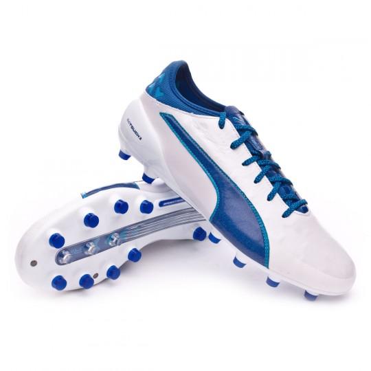 Chaussure  Puma evoTOUCH 2 AG White-Blue