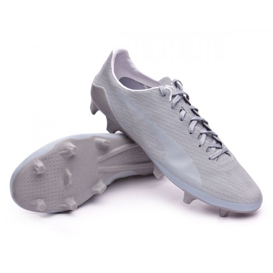 Chaussure  Puma evoSPEED 17 SL Optical FG Quarry-White-Black