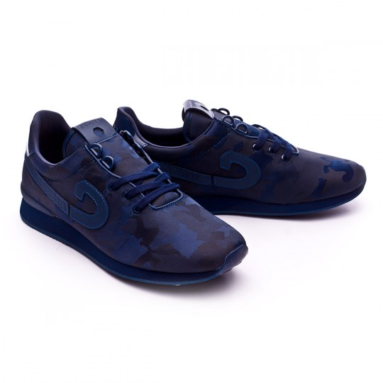Zapatilla  Cruyff Trophy Rapid V2 Bright Navy