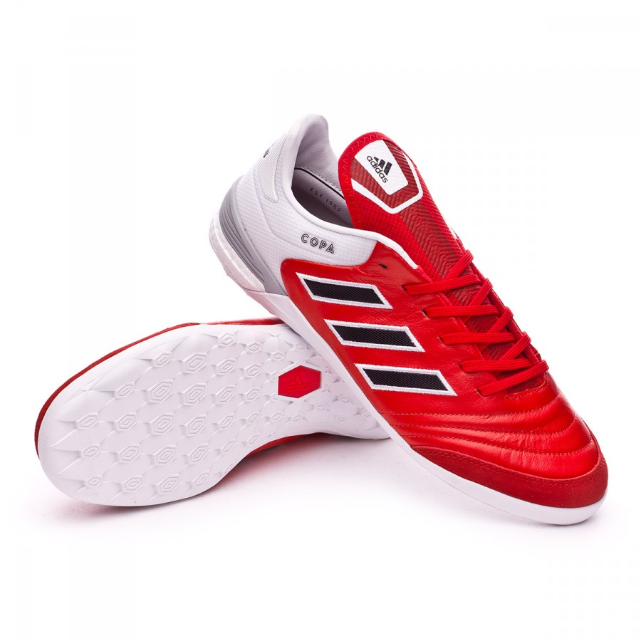 sale retailer ad21b bf593 adidas Copa Tango 17.1 IN Futsal Boot. Red-White-Core black ...