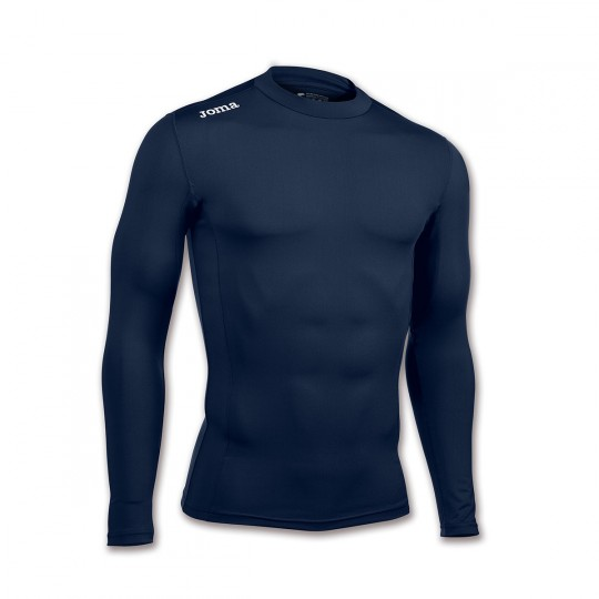 Camiseta  Joma Brama Academy m/l Marino Oscuro