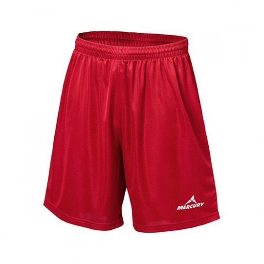 Pantalón corto  Mercury Pro Granate