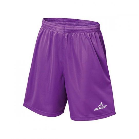 Pantalón corto  Mercury Pro Morado