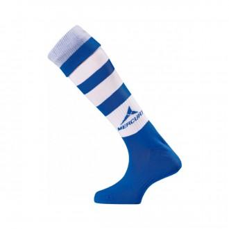 Football Socks  Mercury Classic Blue-White