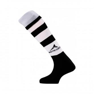 Football Socks  Mercury Classic Black-White