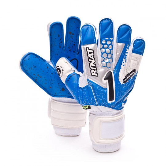 Glove  Rinat jr Asimetrik 2.0 Semi flat Blue-White-Gray