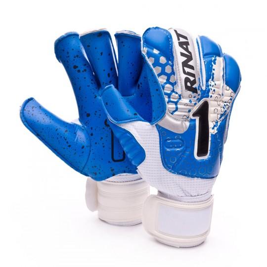 Gant  Rinat asimetrik 2.0 semi rollfinger Bleu-Blanc-Gris