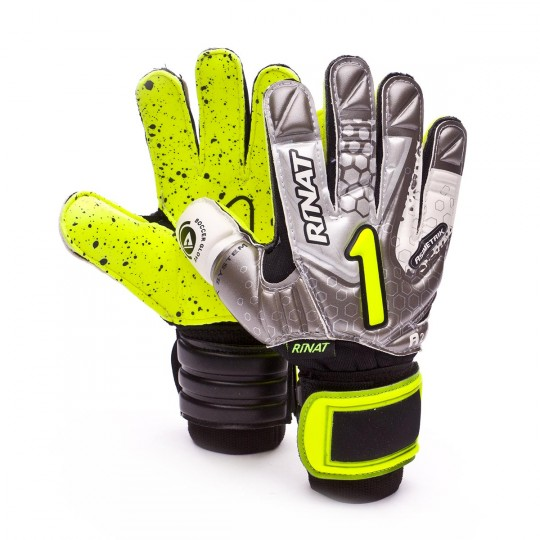 Glove  Rinat jr Asimetrik 2.0 semi Flat Gray-Yellow
