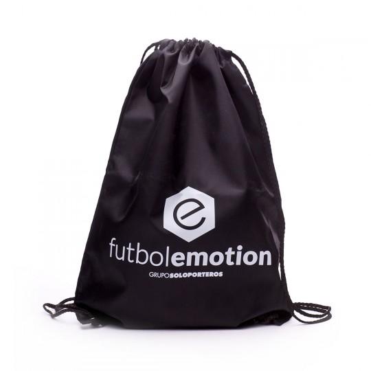 Saco  SP Gymsack Fútbol Emotion Preto
