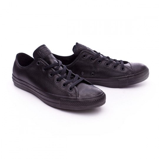 Sapatilha  Converse Chuck Taylor All Star OX (Leather) Black