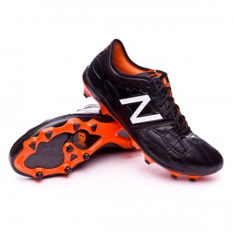 Chaussure  New Balance Visaro 2.0 K-Leather FG Black