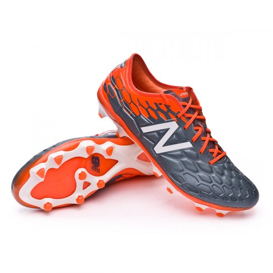 Bota  New Balance Visaro 2.0 Pro FG Grey-Alpha orange