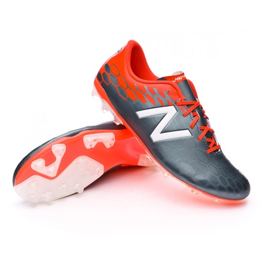 Bota  New Balance Visaro 2.0 Control AG Grey-Alpha orange
