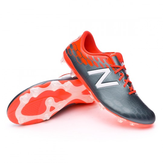 Bota  New Balance Visaro 2.0 Control FG Grey-Alpha orange