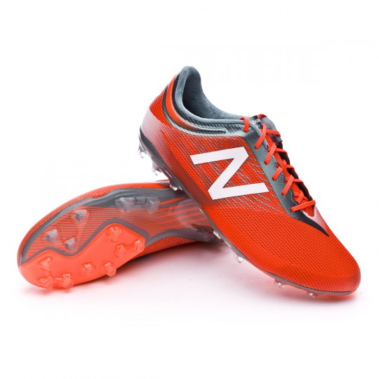 Bota  New Balance Furon 2.0 Mid Level AG Alpha orange-Grey