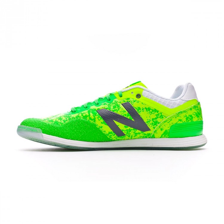 d7e203b1b Futsal Boot New Balance Audazo Pro Futsal Green lime - Football ...