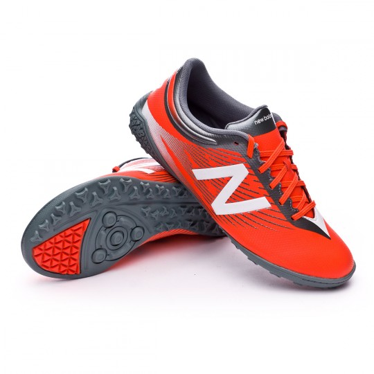 Zapatilla  New Balance jr Furon 2.0 Dispatch Turf Alpha orange-Grey