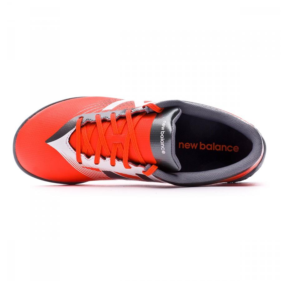 the best attitude bd99f 3c615 Football Boot New Balance Jr Furon 2.0 Dispatch Turf Alpha orange-Grey -  Football store Fútbol Emotion